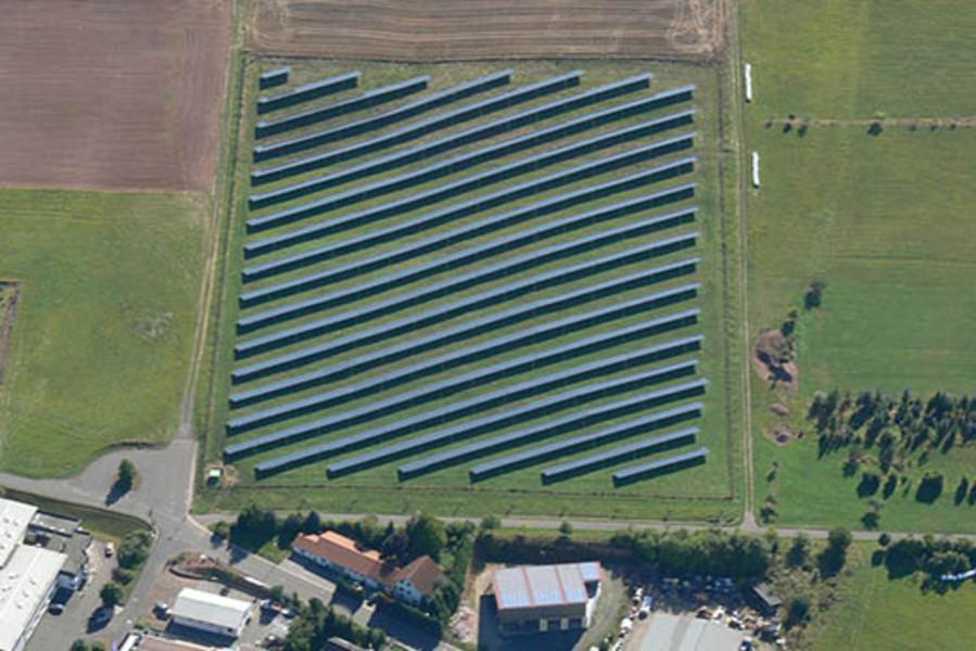 NATEN Betriebsführung von Photovoltaik-Anlagen, Oberreidenbach