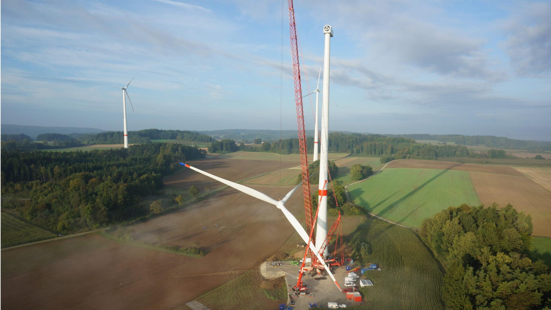 NATEN Betriebsführung von Windpark-Anlagen, Schesslitz