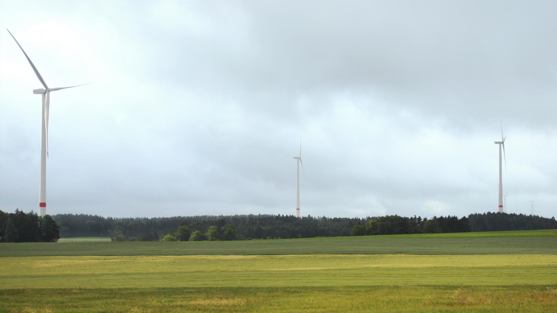 NATEN Windpark Schesslitz